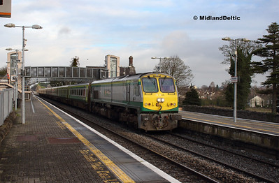 Portlaoise (Rail), 09-01-2019