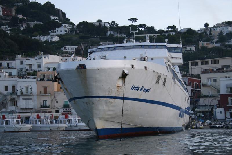 2008 - HSC ISOLA DI CAPRI in Capri.