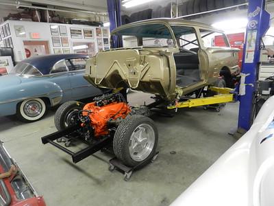 1958 Chevrolet Impala Nomad Project - Kurt Lunde