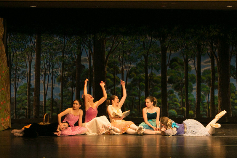 Orinda Ballet Group 5