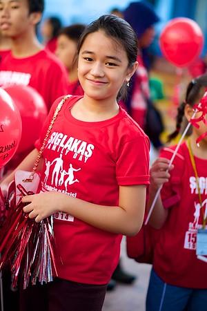 SIGLAKAS SY 2014-2015 Opening Parade