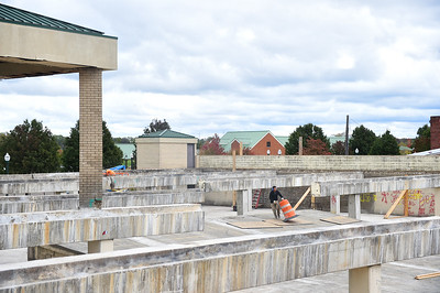 Construction progresses on Broadway Building in Lorain