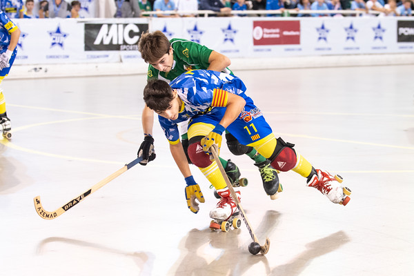 Semifinal: CH Caldes vs CP Vilanova
