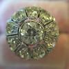 1.98ctw Art Deco Diamond Dome Ring 9