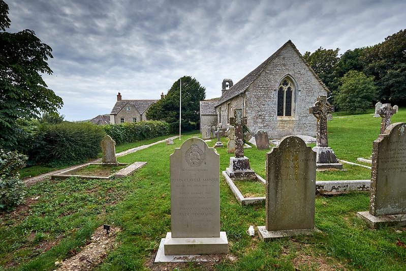 English Churchyard