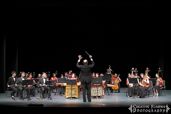 Songs by Seattle Chinese Orchestra Directed by Roger Nelson