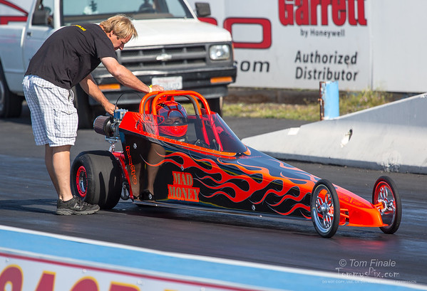 NHRA Pacific National Open - Juniors / Junior Comp