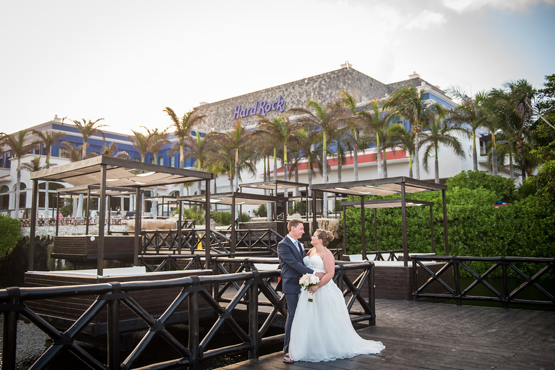 Liza + Beau - Wedding - Hard Rock Resort