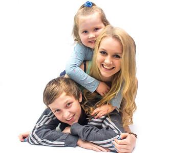 The Kezzer Family shoot
