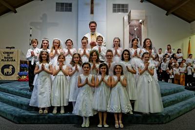 2013 Saint Bernard School