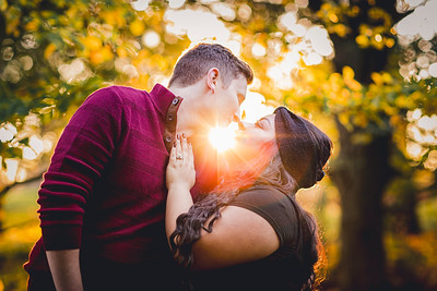 Wheaton IL // Engagement Photos // Gabby&Spence