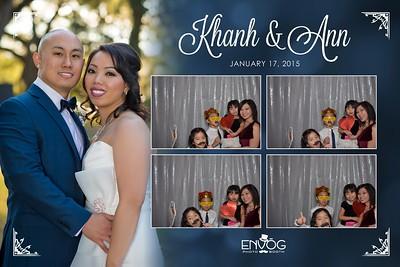 Khanh & Ann (prints)