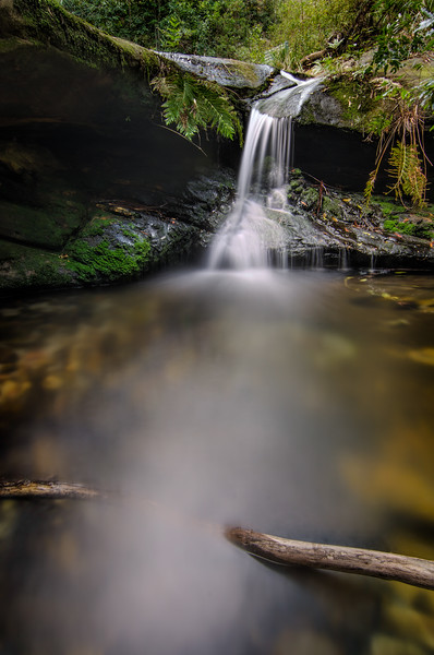 Upper Fairy Bower Falls
