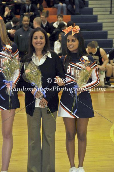 Dominion @ Briar Woods  -- 02/10/2012 -- Senior Night!!!