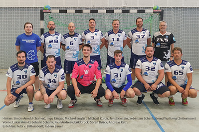 3. Mannschaft Männer