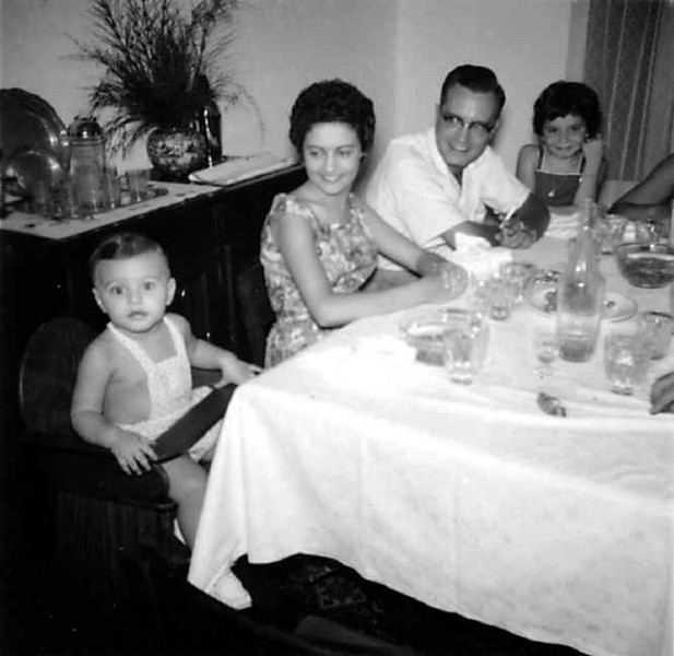 Familia Gradil e Luisa Loureiro