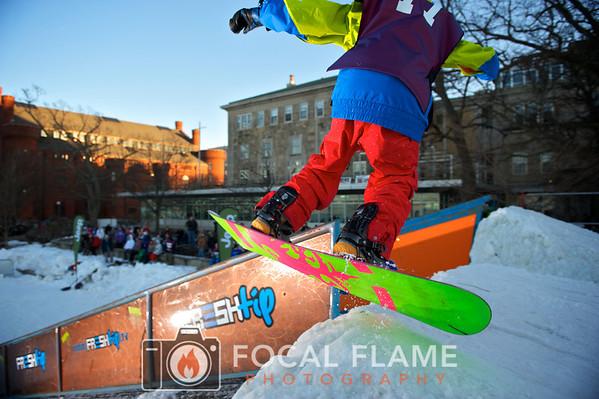 Amateur Snowboard Open