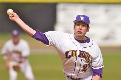 UNA Baseball vs. KY State February 5, 2012