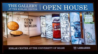 The Gallery at the Kislak Center Open House - September 5, 2019