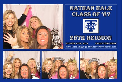 Nathan Hale Class of 87 Reunion