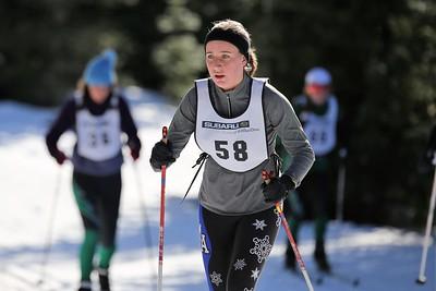 2018 OISRA Nordic Ski Races