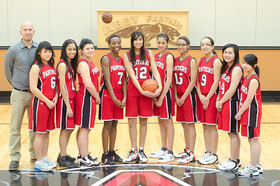 2011 Basketball Girls Junior