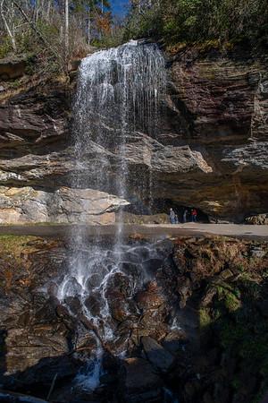 NC-GA Waterfalls 2020