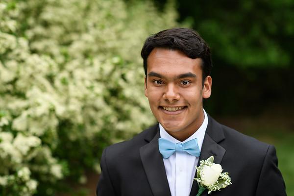 Rohan's Junior Prom