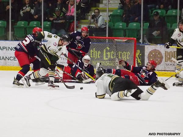 Oilers vs Bandits April 4th