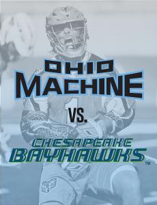 Bayhawks @ Machine (6/24/17)