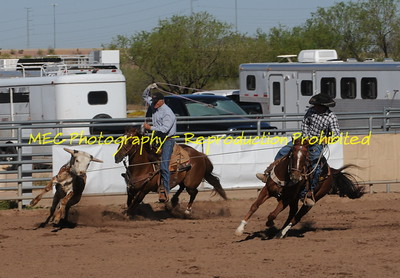 Trailer Roping March 09
