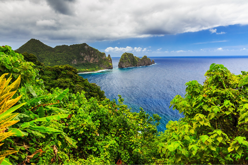 American Samoa - Places to travel without a passport