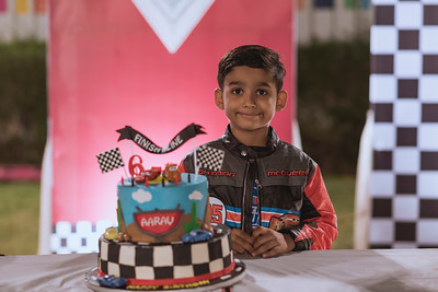Aarav Birthday Party