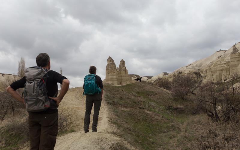 cappadocië, göreme, love valley