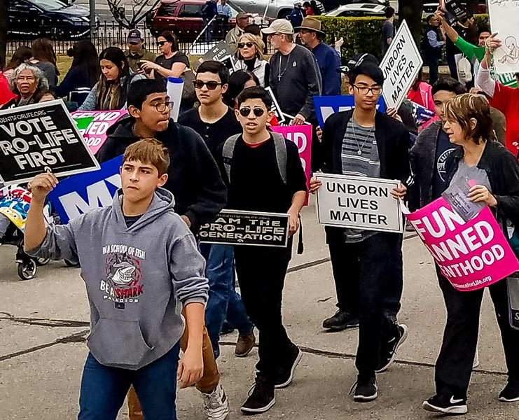 Texas Rally for Life - Austin  - January 25, 2020