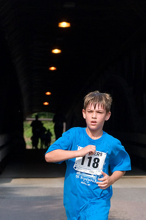The Blue and Gray 5K