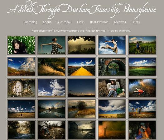 "http://www.durhamtownship.com Stupendo PhotoBlog di Kathleen Connally ""A Walk Through Durham Township, Pennsylvania"""