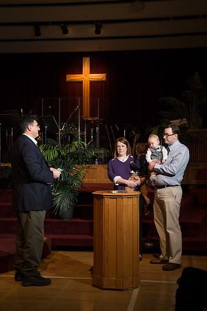 Skillman Baptism 15Feb15