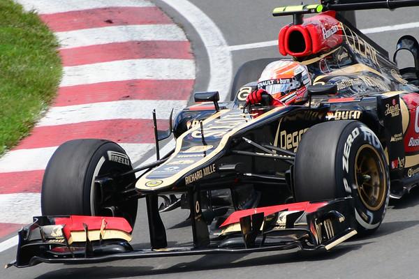 Montreal F1 Grand Prix 2013