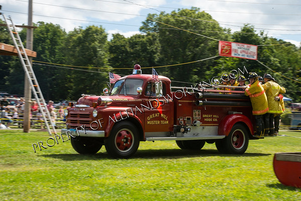 2017  Engine 260 46th annual muster