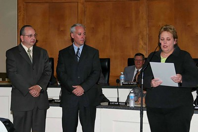 Council Resolution Honoring Gemini Co-Chairs