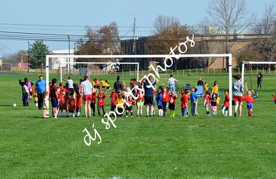 LSA Central U6 Soccer