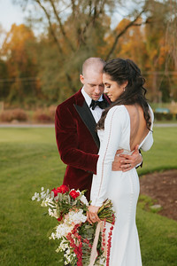 Brooke + Dante Wedding