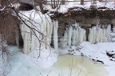 USA, WI - Waterfalls