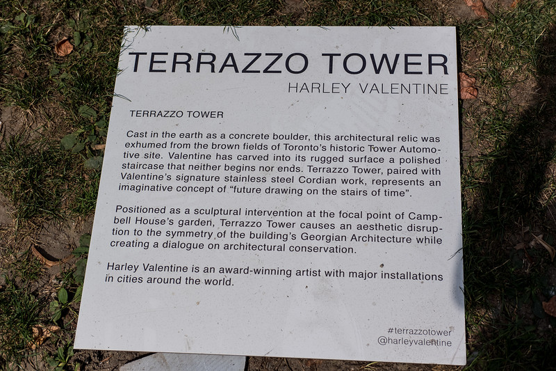 """Terrazzo Tower"" by Harley Valentine"