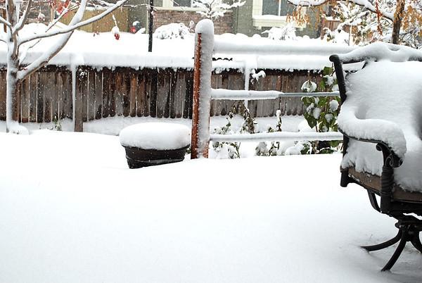 Colorado - First Snow 2009