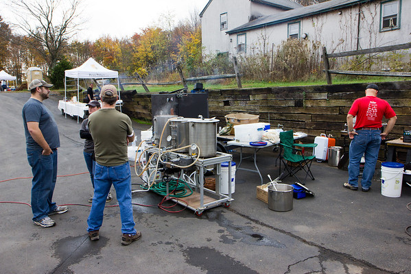 Keystone Barrel Brew Oct 2012