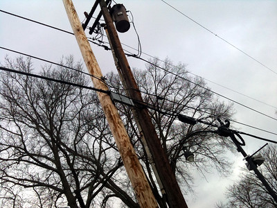 Washington Street Utility Pole Removal Project