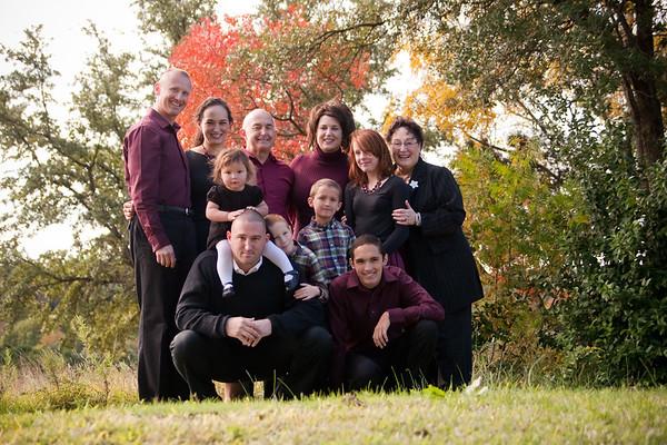 The Robbins Family - November 13, 2010