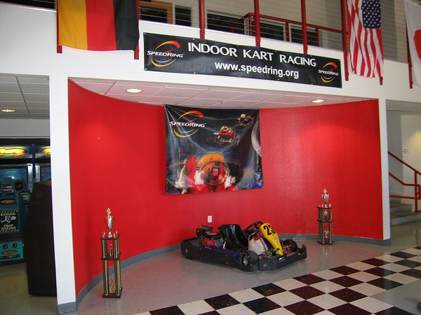 Racing Fun at Speedring